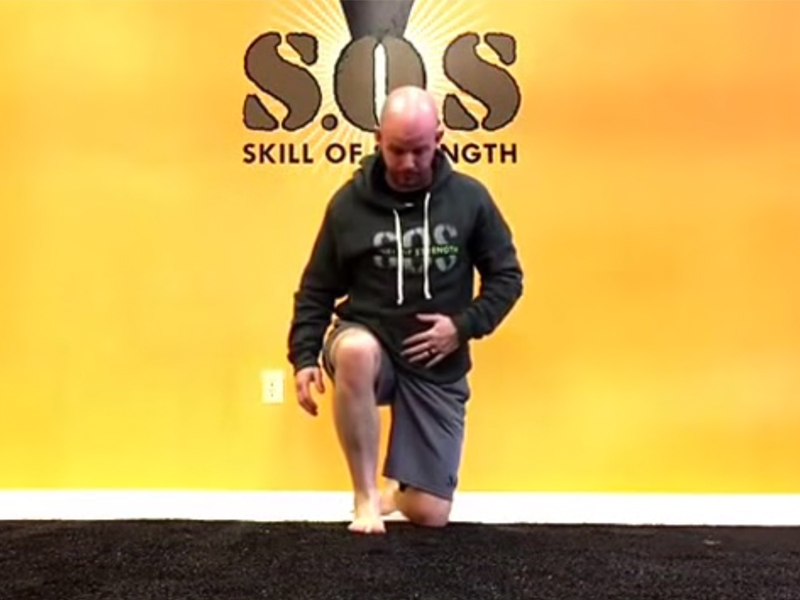 Foot and Toe Mobility for MMA and BJJ