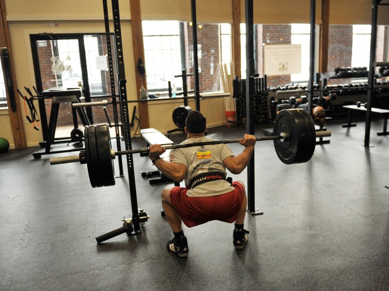 Linear Squat Program for Strength and Hypertrophy