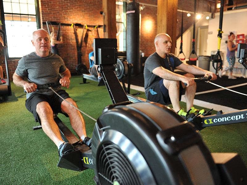 Skill of Strength Rowers